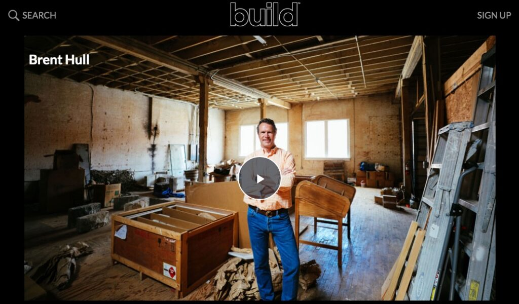 Build Show Network with Brent Hull