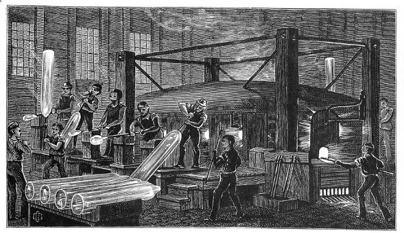Hand-blow Cylinder Glass (1700-1800) - Restore Historic Windows Webinar
